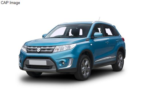 Suzuki Vitara 1.4 Boosterjet S ALLGRIP 5dr Auto