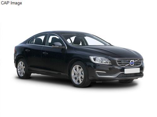 Volvo S60 D2 [120] R DESIGN Nav 4dr