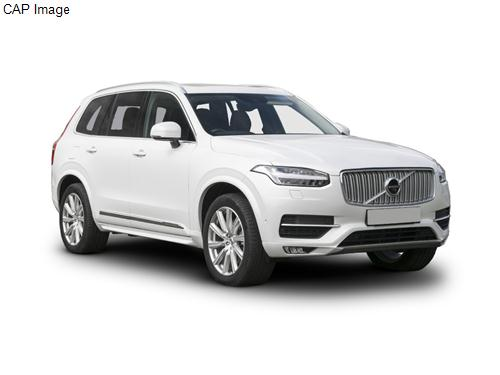 Volvo Xc90 2.0 T8 Hybrid Momentum 5dr Geartronic