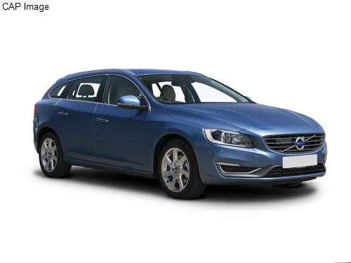 Volvo V60 D6 [220] Twin Eng SE Lux Nav 5dr AWD Geartronic